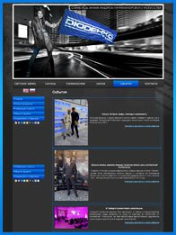 заказать сайт с современным дизайном